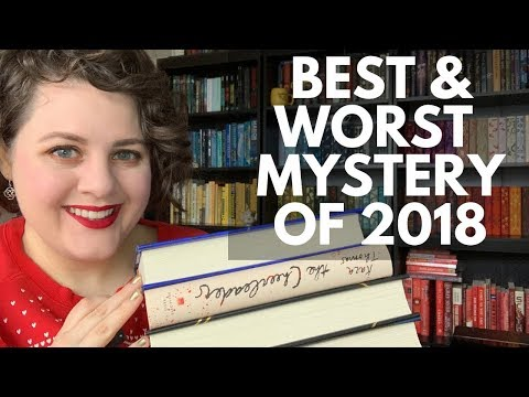 Best & Worst Mystery Novels of 2018