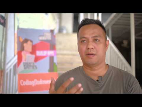JAKARTA INSIDER - Up Close and Personal - Wahyudi, Founder of Coding Indonesia (for kids)
