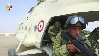 أخطر 3 دقائق فى حياة مقاتل المظلات.. الجحيم يهبط من السماء.. فيديو - اليوم السابع