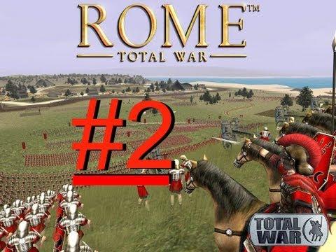 Total war: Rome - l Jogo 2 l REVENGGEE! l BR l