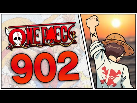 ONE PIECE 902 MANGA CHAPTER LIVE REACTION | ワンピース #NoTearsLeftToCry