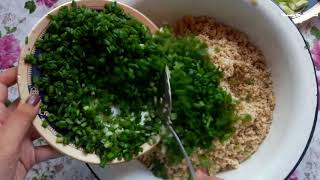 CLASSIC HOME MADE TABBOULEH SALAD RECIPE BY LIANNA ARAQELYAN