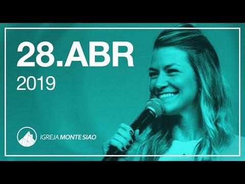 CULTO DE DOMINGO 19H // 28 ABR 2019