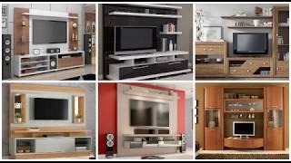 50 unidades de pared de sala de diseño de gabinete de TV catálogo 2020