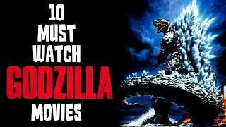 10 Must Watch Godzilla Movies