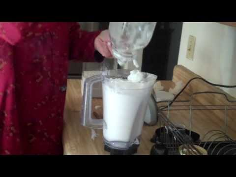 Homemade Whipped Creamed Laundry Detergent For Beginners With Major Bloopers