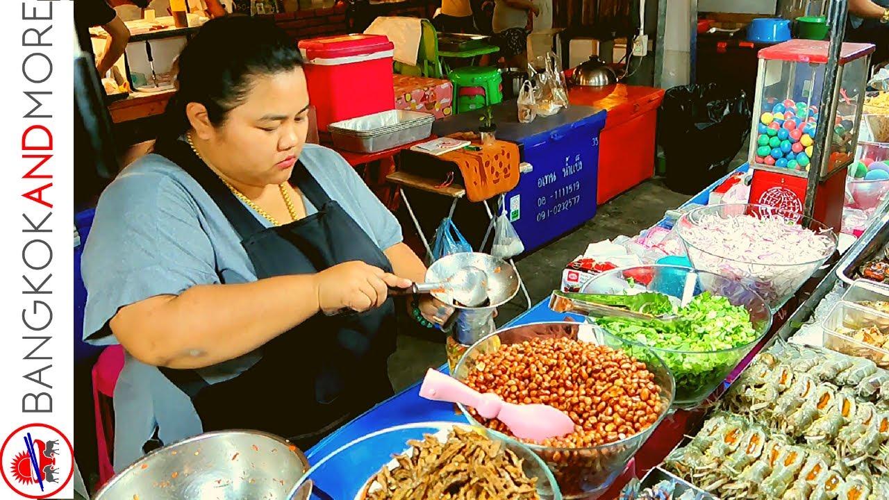 Street Food Night Market Bangkok