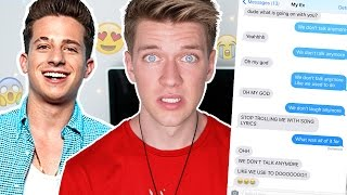 I Prank my Ex Girlfriend with Charlie Puth 'We Don't Talk Anymore' Song Lyrics!! THUMBS UP for a Part 3!! WIN a MacBook, GoPros & MORE!! Click HERE: ...