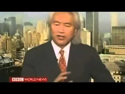Michio Kaku - Solar Flare 11 Year Cycles