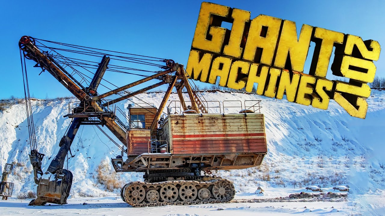 Giant Machines 2017-CODEX  – Torrent İndir Download