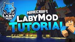 So installierst du einfach kostenlos LabyMod 1.8 [Tutorial Deutsch]