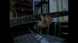 Thương nhau ngày mưa guitar cover GV