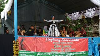 Pong Dut wayang golek/jaipong Giri laras Bogor
