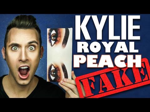 FAKE ASS Kylie Royal Peach Palette