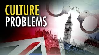 UK: 1/3 of London arrests are foreign nationals | Jack Buckby