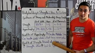 How to Combine Strength & Size: Powerlifting + Hypertrophy thumbnail