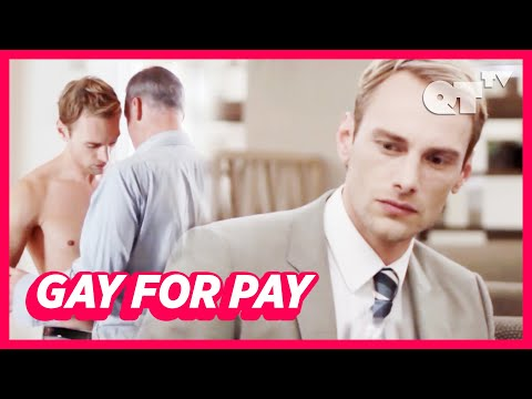 Hot Lawyer Gives Client Special Service But First Time With A Man | Gay Drama | 'Fallacy'