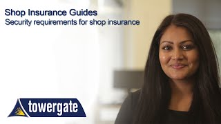 Security Requirements for Shop Insurance - Shop Insurance Guides