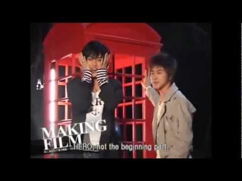 making film dangerous love yunjae cut youtube
