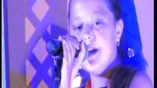 Oana Justiniana Raduc  -I Love You - Trofeul Grupei  la Festivalul  Camena Editia A VIII -A 2015