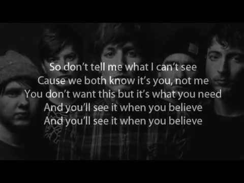 Bring Me The Horizon - What You Need (Lyrics)