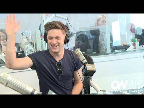 Niall Horan Full   On Air with Ryan Seacrest