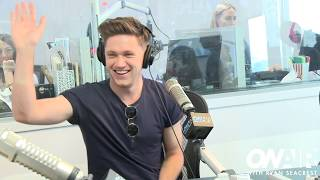 Niall Horan Full Interview  On Air with Ryan Seacrest