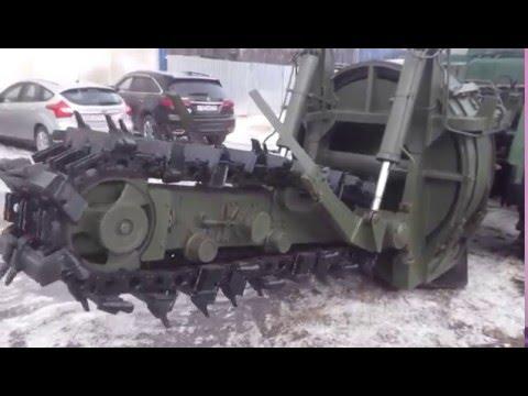 ПЗМ-2 (полковая землеройная машина)