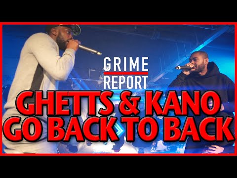 Ghetts & Kano Go Back 2 Back At The '6  Five Three EP ' Launch