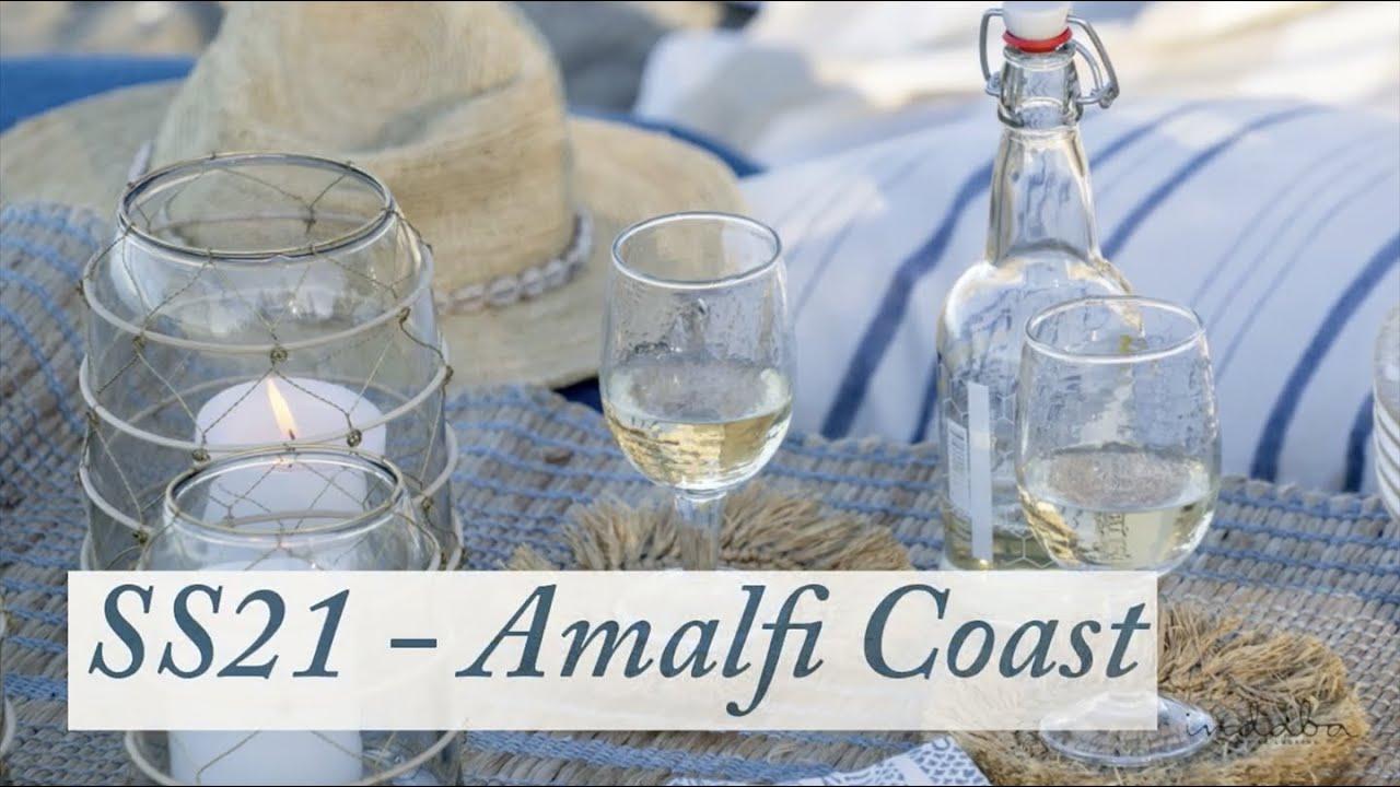 Indaba Spring/Summer 2021 -  Amalfi Coast