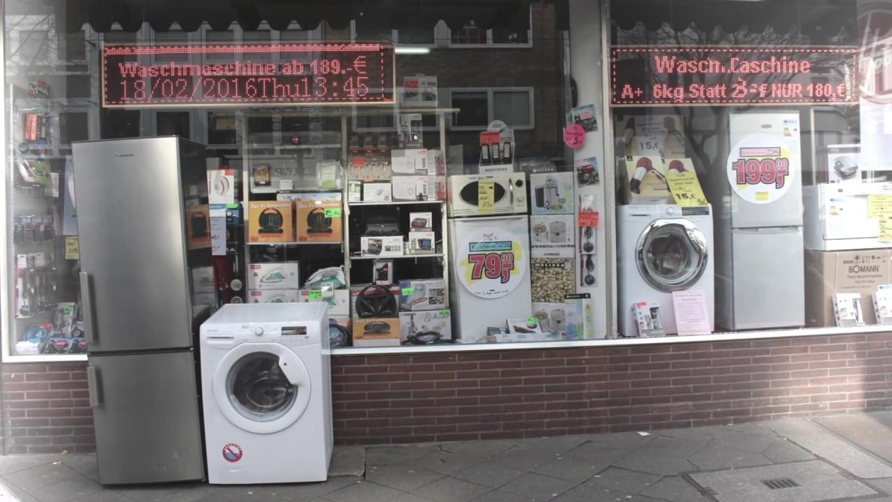 Duisburg waschmaschine √ trockner √ kühlschrank √ gefrierschrank