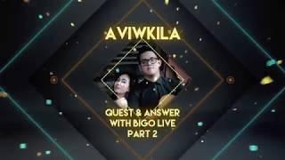 Aviwkila - Bukalah Matamu (Q&A Part 2)