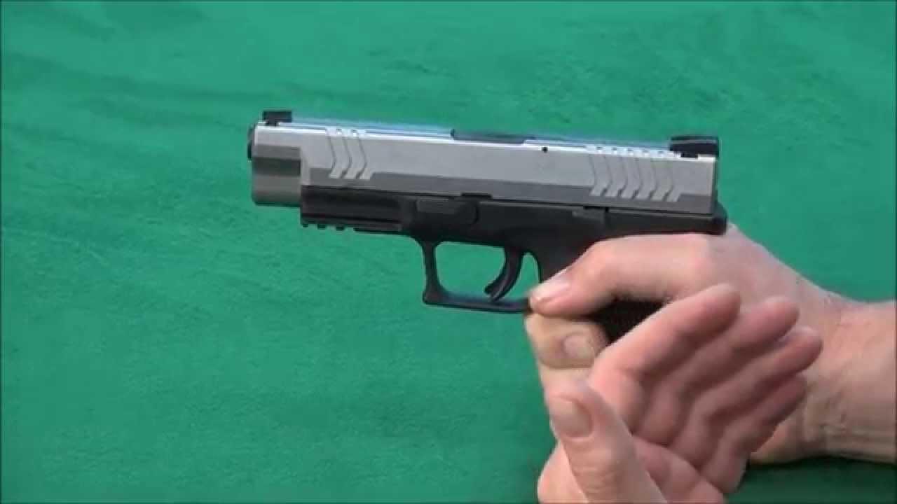 getting a grip on handgun hype