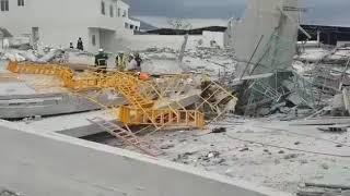 Colapso Monterrey / cumbres del Sol