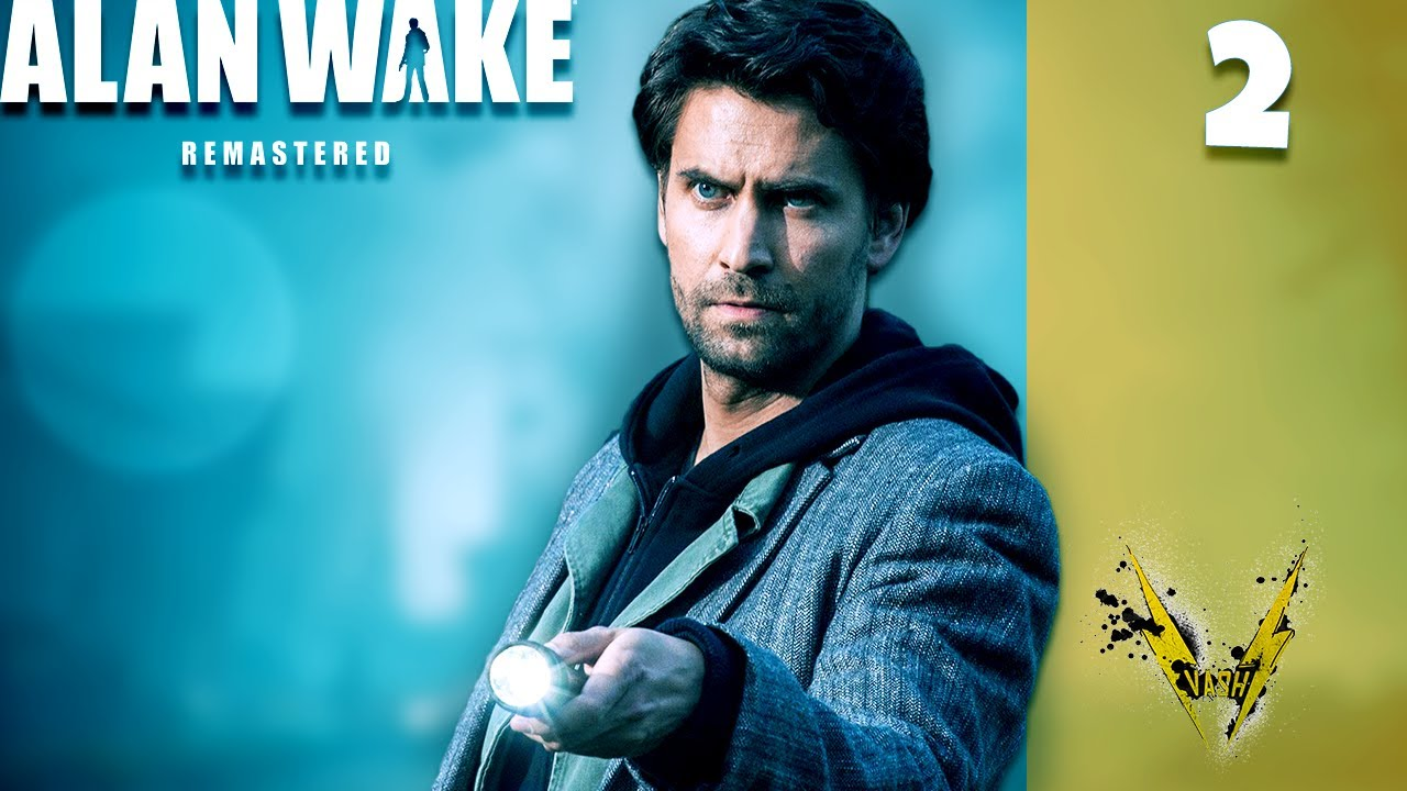 Download Alan Wake Remastered PS5 - Press 5 For Rusty And His Pup