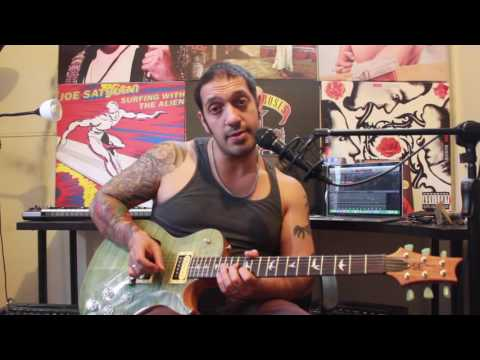 How to play 'Hells Bells' by ACDC Guitar Solo Lesson w/tabs