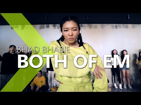 BHAD BHABIE - Both Of Em / LIGI Choreography .