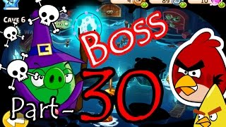 Angry Birds Epic: Part-30 Gameplay Chronicle Cave 6: Endless Winter 9-10 (Boss Fight-Water of Life)