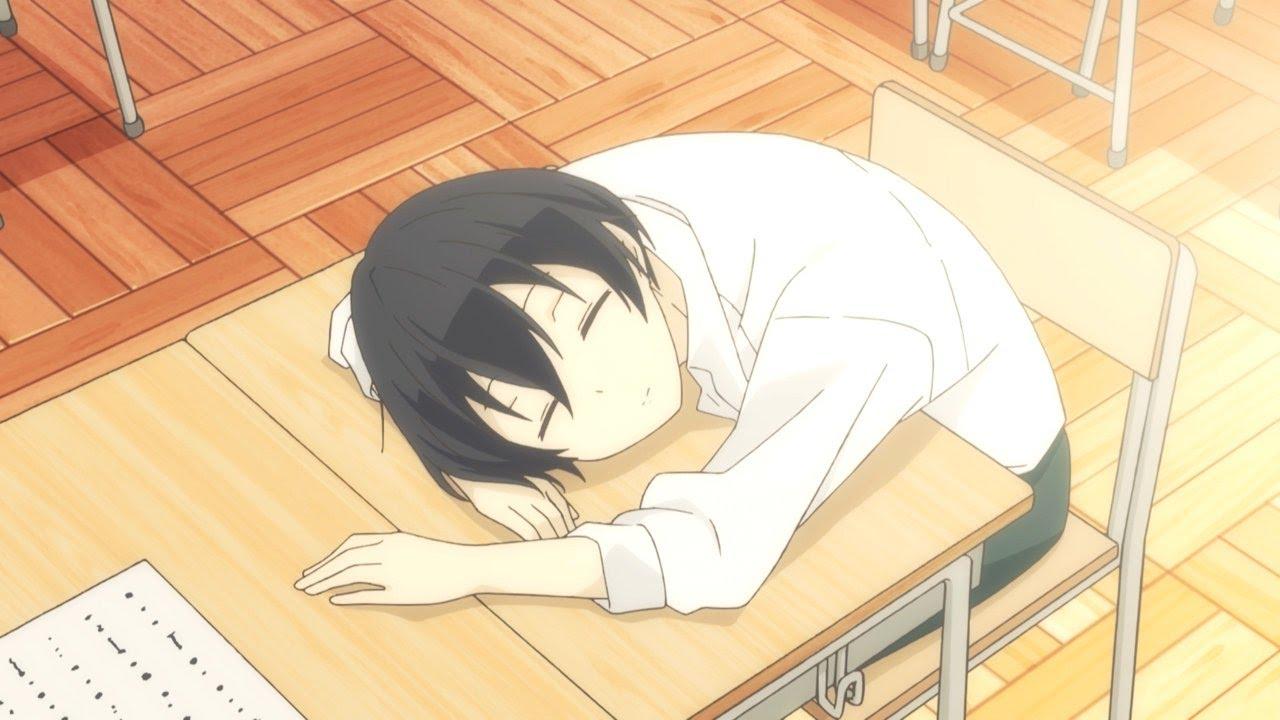 Смотреть онлайн Вечно ленивый Танака в хорошем качестве