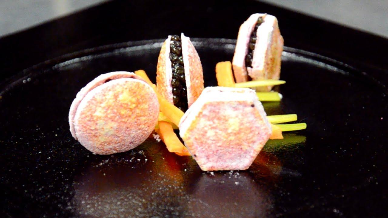 Nuvole di vinaigrette al caviale  TEXTURAS  Approfondimenti di cucina molecolare  YouTube