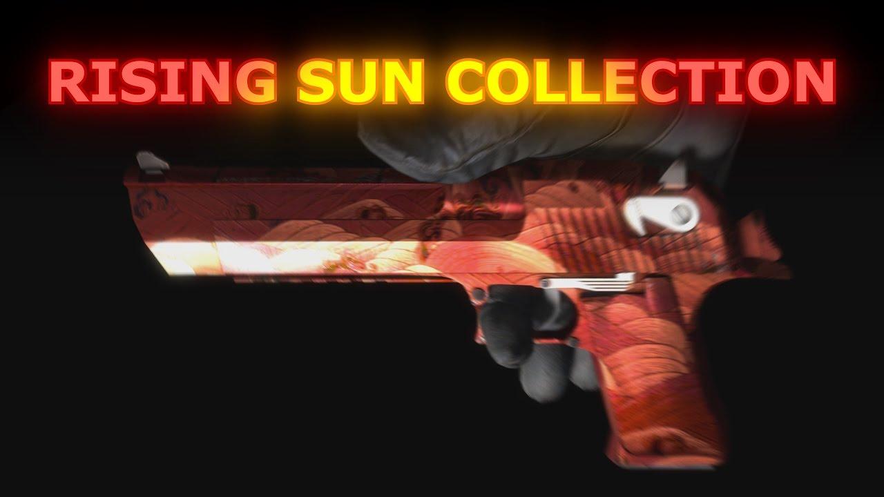 Cs Go Rising Sun