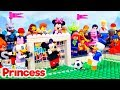 ♥ LEGO Mickey Mouse Clubhouse HAPPY DAY Stop Motion Cartoon Animation