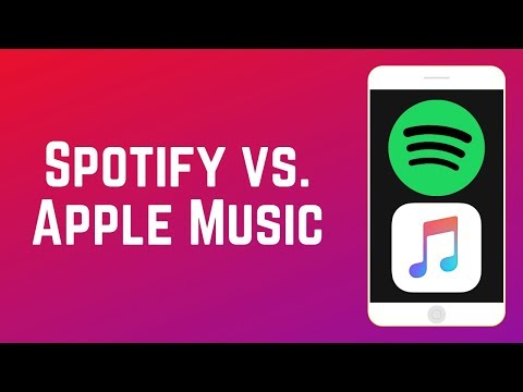 Which Music Streaming Service Is Best? Spotify Vs. Apple Music