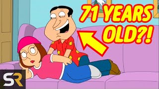 Twisted Family Guy Facts And Theories COMPILATION