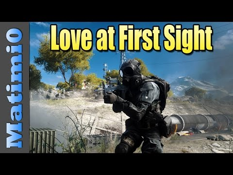 MP7 Love at First Sight - Battlefield 4 (Squad Up!)