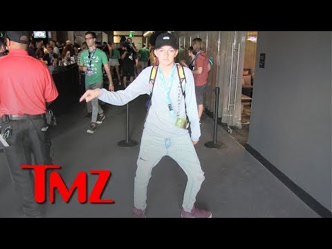 Backpack Kid Has a New Dance Called The Money Dance  TMZ