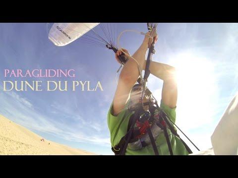 "Paragliding Dune du Pyla 2014 - ""all i need"""