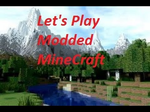 MineCraft Lay of The Land Let's Play Episode 1