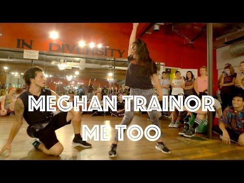 Meghan Trainor - Me Too   Hamilton Evans Choreography