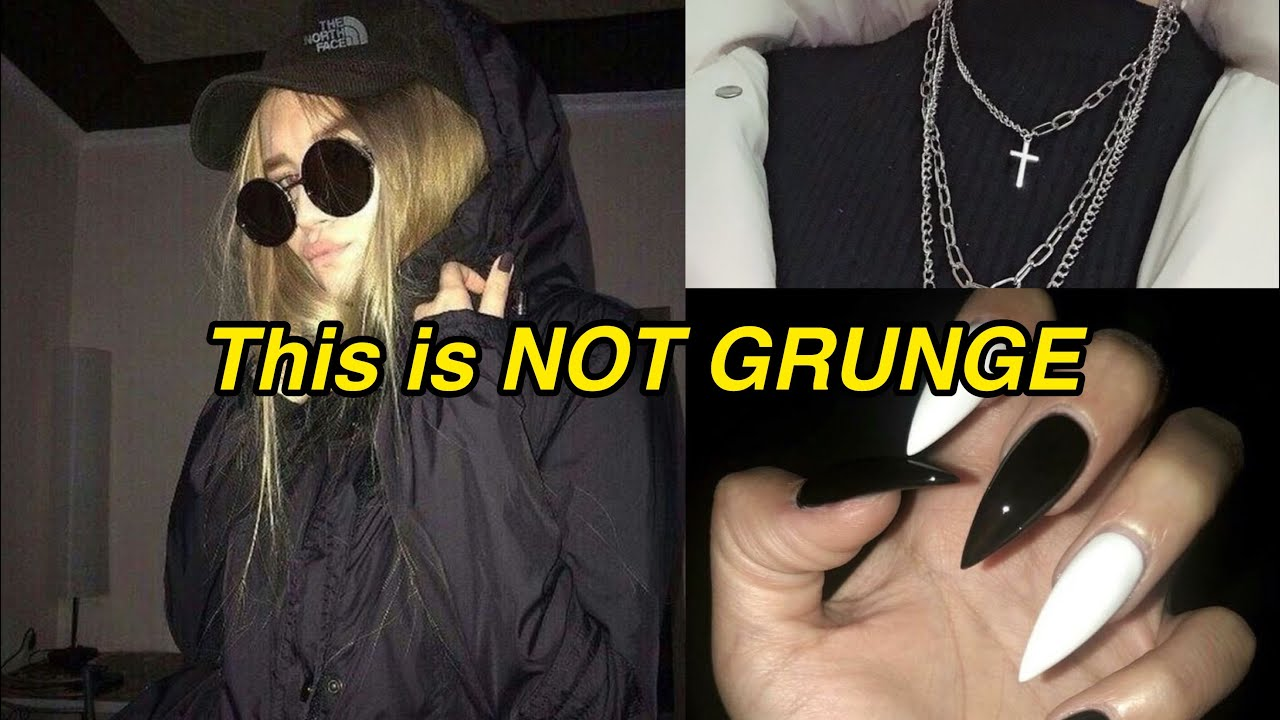 Download THE REAL GRUNGE AESTHETIC 2020